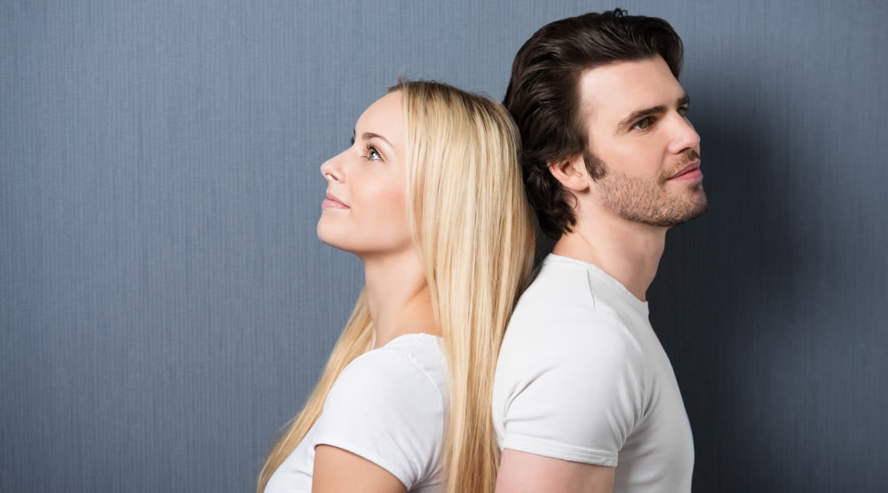 Calvicie masculina e feminina